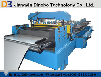 Wall Panel Roll Forming Machine With 10 - 15m/min Forming Speed