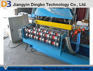 Hydraulic Curving Roof Panel Roll Forming Machine for Round Roofs of Buildings